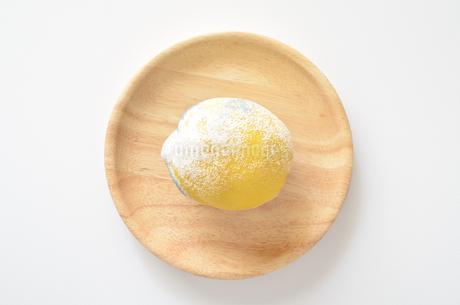 青カビ レモンの写真素材 [FYI01259060]