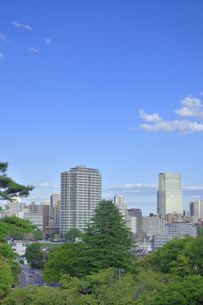 杜の都 仙台の写真素材 [FYI01259334]