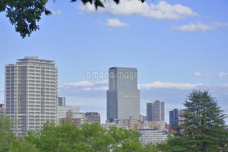 杜の都 仙台の写真素材 [FYI01259335]
