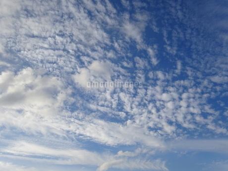 サントリーニ島 イアの空 santorini oiaの写真素材 [FYI01259475]