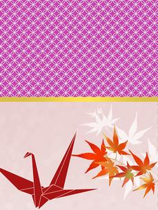 和柄 和風 日本的 和室 和柄背景 和風背景 JAPAN 和の背景のイラスト素材 [FYI01259493]