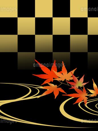 和柄 和風 日本的 和室 和柄背景 和風背景 JAPAN 和の背景のイラスト素材 [FYI01259495]