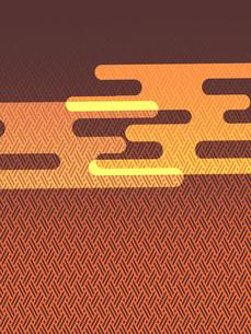 和柄 和風 日本的 和室 和柄背景 和風背景 JAPAN 和の背景のイラスト素材 [FYI01259500]