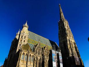 ウイーン シュテファン聖堂の写真素材 [FYI01259624]