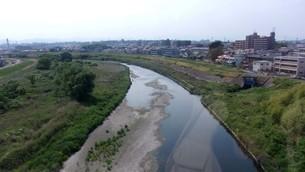 浅川(日野)の写真素材 [FYI01259650]