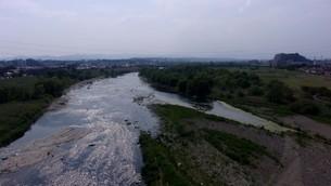 多摩川2の写真素材 [FYI01259651]
