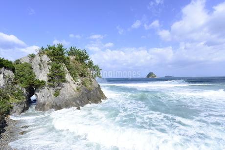 日本,日本海の写真素材 [FYI01259837]