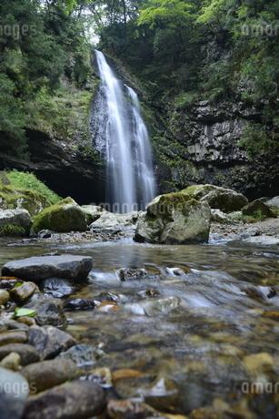 島根県,龍頭が滝の写真素材 [FYI01259846]