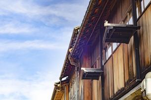 金沢 ひがし茶屋街の写真素材 [FYI01259860]