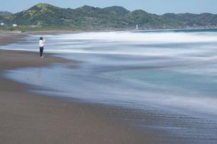 南房総の三島海岸の写真素材 [FYI01260020]