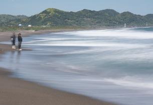南房総の三島海岸の写真素材 [FYI01260021]