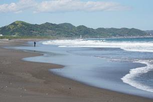 南房総の三島海岸の写真素材 [FYI01260022]
