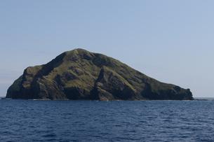 無人島の全景の写真素材 [FYI01260473]