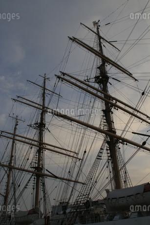 帆船の写真素材 [FYI01260508]