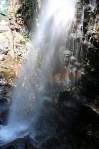 虹見の滝の写真素材 [FYI01260534]