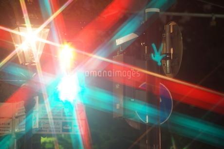 歩行者用信号機イメージの写真素材 [FYI01260617]