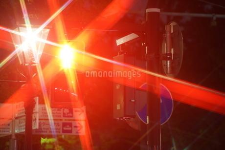 歩行者用信号機イメージの写真素材 [FYI01260618]
