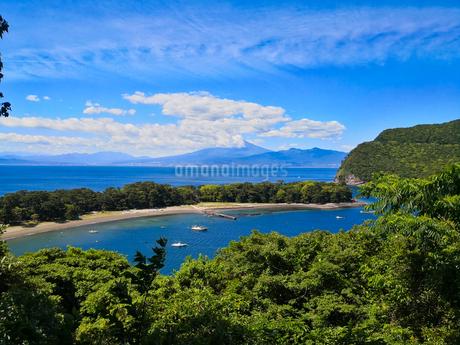 御浜海水浴場の写真素材 [FYI01260742]