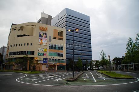 JR東戸塚西口前ロータリーの写真素材 [FYI01260826]