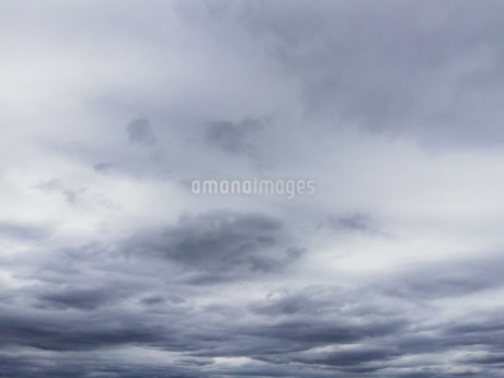 雲の空の写真素材 [FYI01261032]