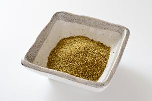 山椒の粉の写真素材 [FYI01261097]