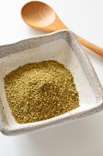 山椒の粉の写真素材 [FYI01261099]