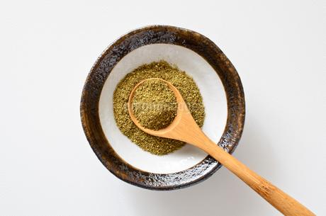 山椒の粉の写真素材 [FYI01261106]