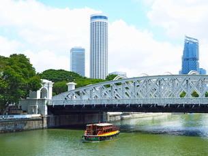 シンガポール 街並みの写真素材 [FYI01261345]