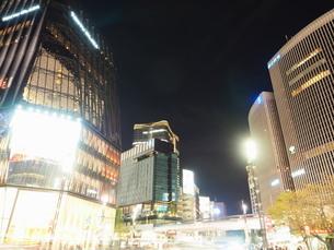 《東京都》銀座・都市風景の写真素材 [FYI01261384]