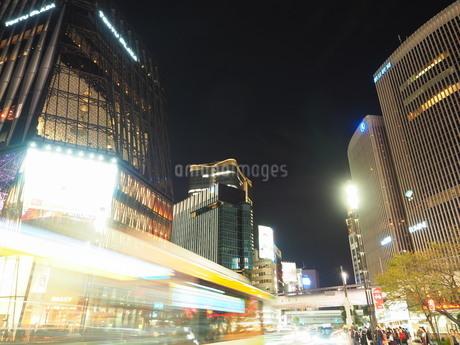 《東京都》銀座・都市風景の写真素材 [FYI01261385]