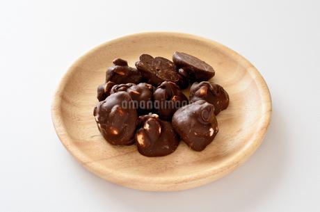 ピーナッツチョコの写真素材 [FYI01261599]