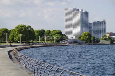 横浜臨港パークの写真素材 [FYI01261869]