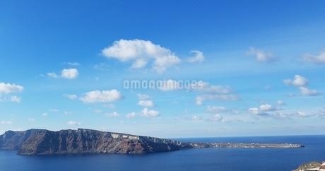 サントリーニ島 イアの風景 santorini oiaの写真素材 [FYI01261883]