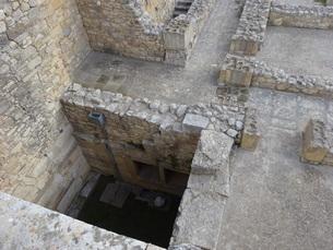 クレタ島 クノッソス宮殿 crete heraklionの写真素材 [FYI01262064]