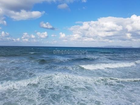 クレタ島 イラクリオンの海 crete heraklionの写真素材 [FYI01262479]