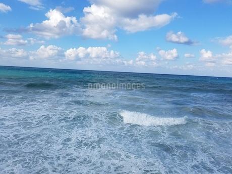 クレタ島 イラクリオンの海 crete heraklionの写真素材 [FYI01262481]