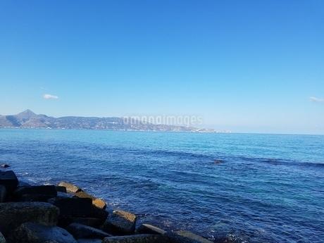 クレタ島 イラクリオンの海 crete heraklionの写真素材 [FYI01262492]