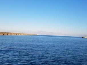 クレタ島 イラクリオンの海 crete heraklionの写真素材 [FYI01262493]