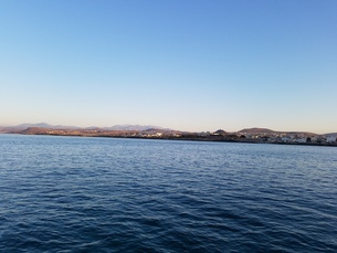 クレタ島 イラクリオンの海 crete heraklionの写真素材 [FYI01262495]