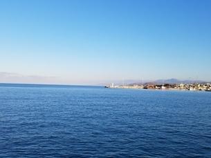 クレタ島 イラクリオンの海 crete heraklionの写真素材 [FYI01262502]