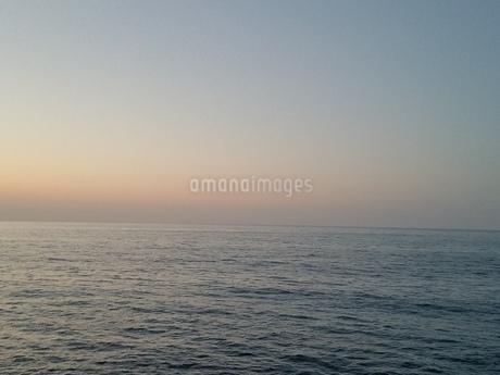 クレタ島 イラクリオンの夕暮れ crete heraklionの写真素材 [FYI01262511]