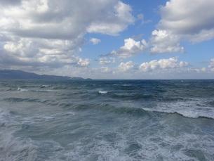 クレタ島 イラクリオンの海 crete heraklionの写真素材 [FYI01262520]