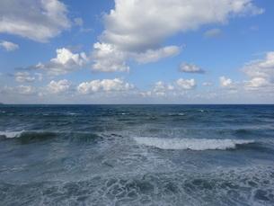 クレタ島 イラクリオンの海 crete heraklionの写真素材 [FYI01262521]