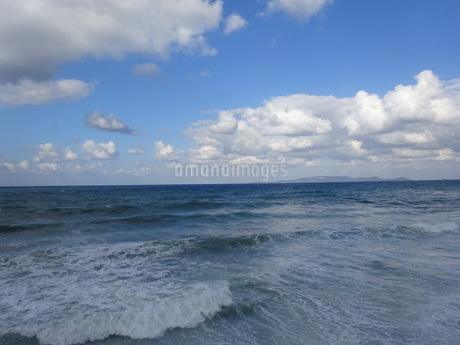 クレタ島 イラクリオンの海 crete heraklionの写真素材 [FYI01262522]