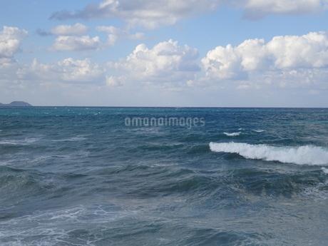 クレタ島 イラクリオンの海 crete heraklionの写真素材 [FYI01262523]