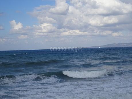 クレタ島 イラクリオンの海 crete heraklionの写真素材 [FYI01262524]