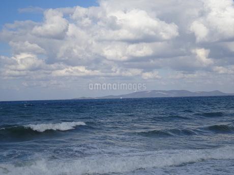 クレタ島 イラクリオンの海 crete heraklionの写真素材 [FYI01262525]