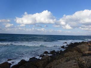 クレタ島 イラクリオンの海 crete heraklionの写真素材 [FYI01262527]