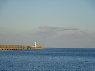 クレタ島 イラクリオンの海 crete heraklionの写真素材 [FYI01262778]