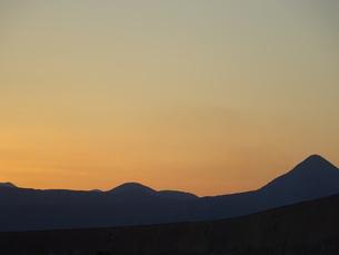 クレタ島 イラクリオンの夕暮れ crete heraklionの写真素材 [FYI01262815]